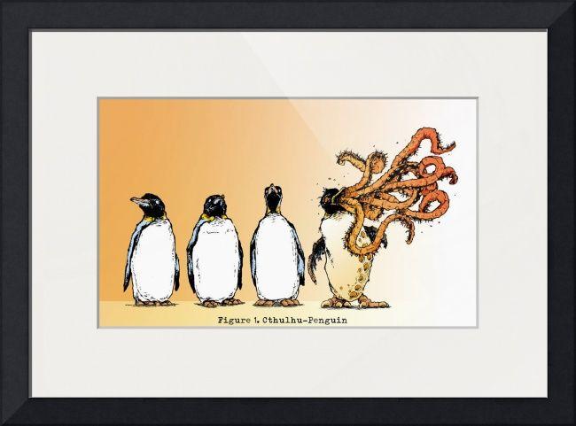 Cthulhu Penguin\