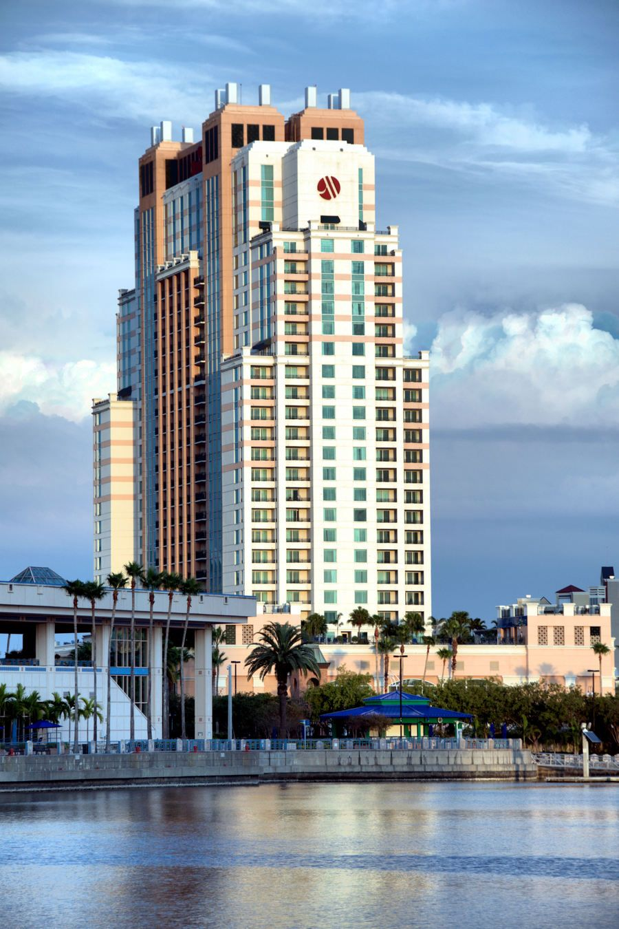 Tampa Marriott Waterside Florida Tampa Hotels Tampa Attractions