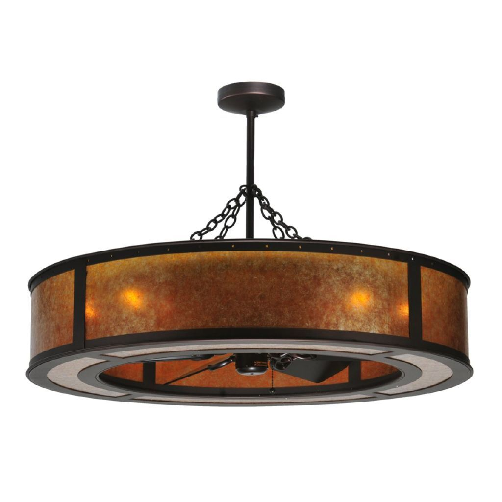 Ceiling Lights Rustic : Rustic ceiling fans with remote lighting info