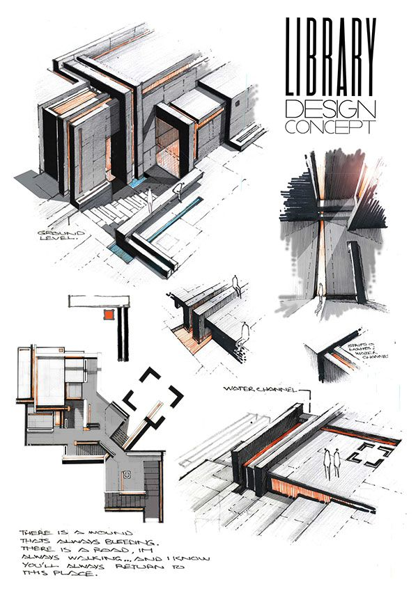 Architecture has to have the element of time