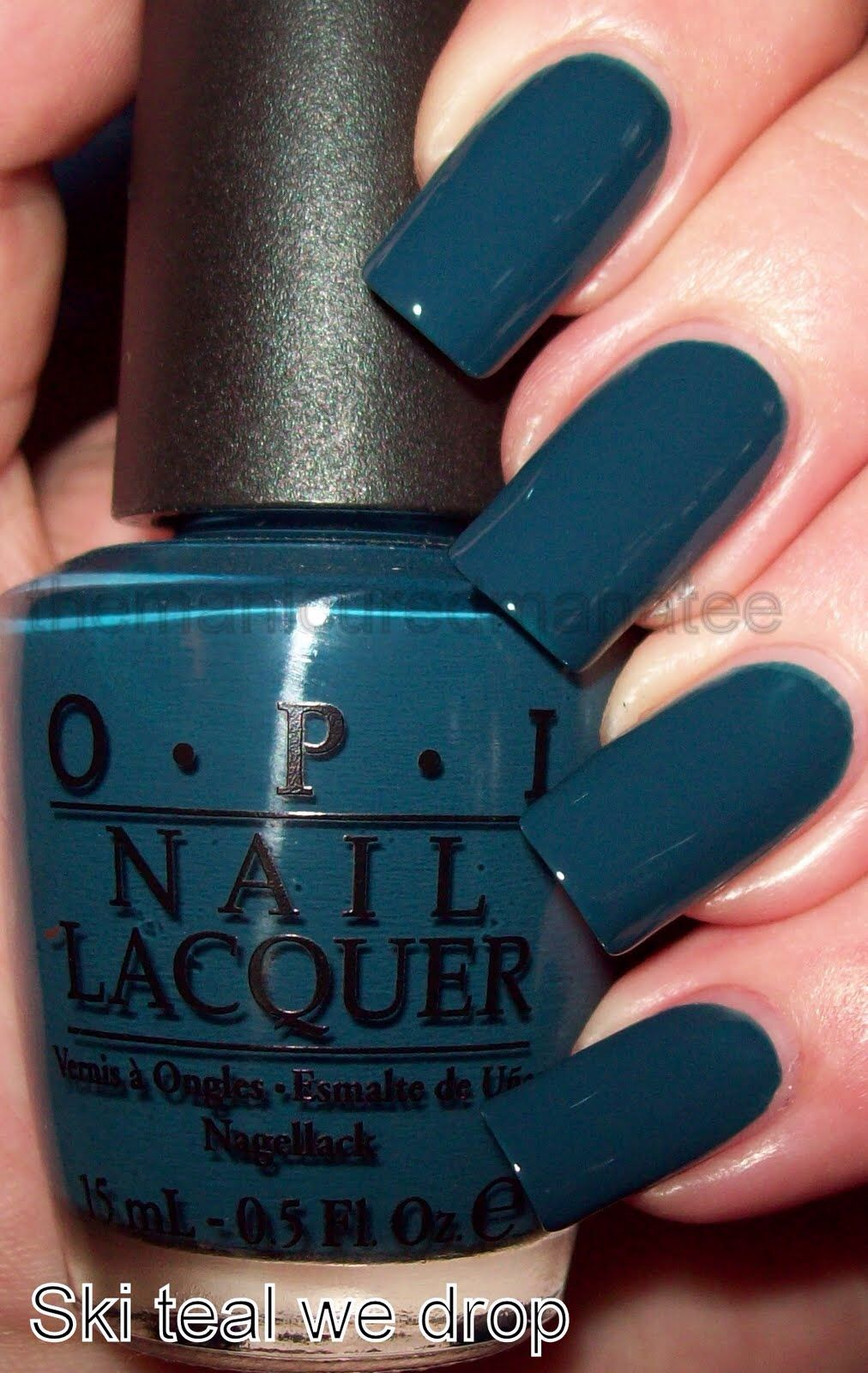 Opi nail polish | Nail Varnish - It Brings Out The Girlie Side In Me ...