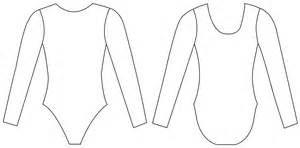 Gymnastics Leotard Template Bing Images Leotard Dance Costume Leotards Sewing Measurements