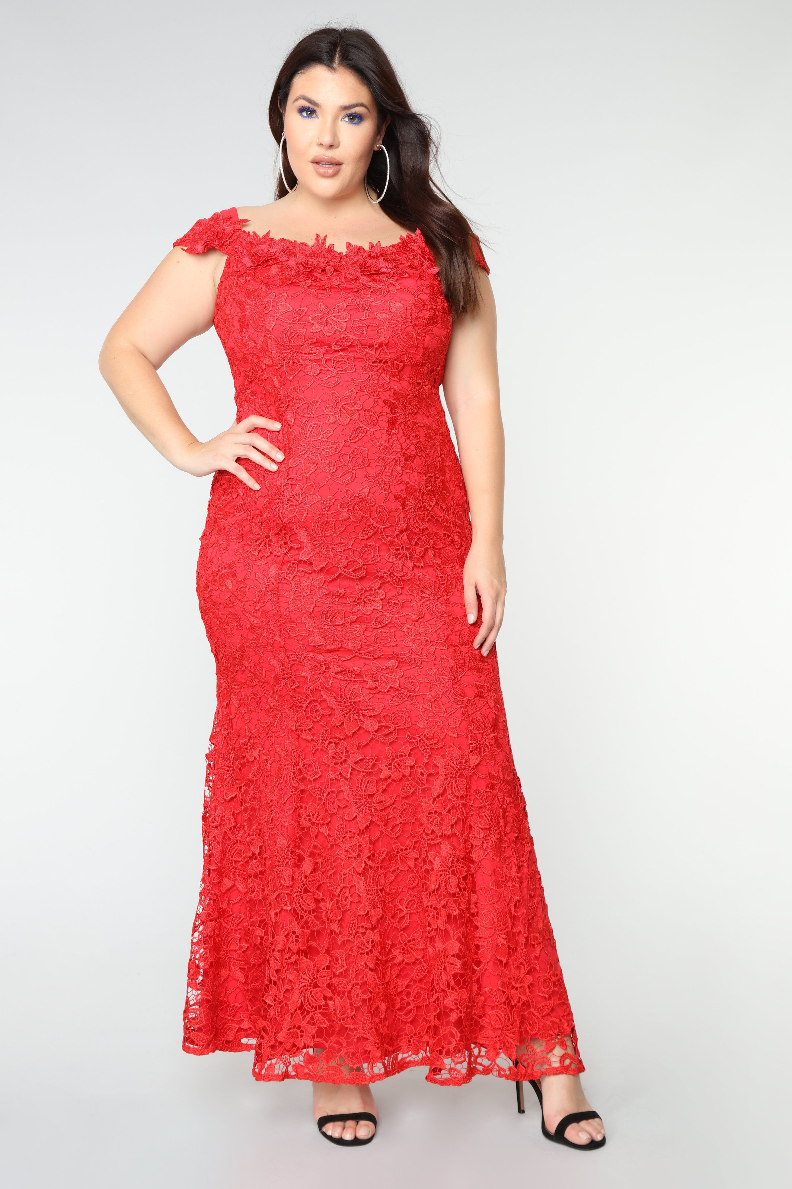 Superior Lace Dress Red Red lace dress, Dresses, Red dress