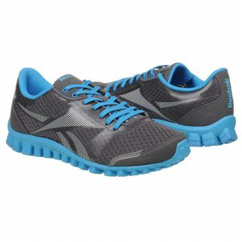 bf366bf868825 Reebok RealFlex Optimal Shoes (Grey Blue Grey) - Women s Shoes - 7.0 ...