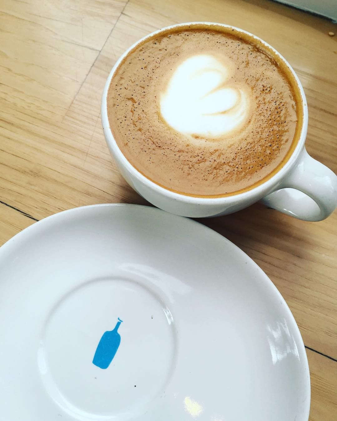 #bluebottle #capuccino By Chjourney