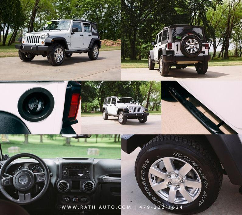 Amazing Jeep Wrangler Fort Smith Used Car Dealer Rath Auto Resources_0420 #jeep  #wrangler #fortsmith