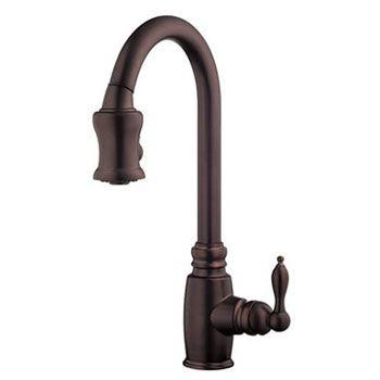 Danze D454557rb Opulence Single Handle Pull Down Kitchen Faucet Oil Rubbed Bronze Faucet Depot Robinet