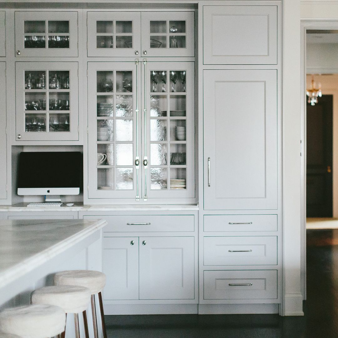 Fancy Hardware In The Kitchen Why Should French Doors Have All The Fun What Do You Think Of These Cremone Bolts A Cremone Bolt Kitchen Projects Home Kitchens