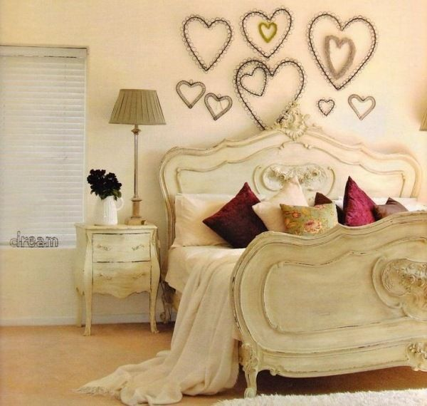 romantisches schlafzimmer 20 herzw rmende dekoideen zum valentinstag dorothy 39 s likes. Black Bedroom Furniture Sets. Home Design Ideas