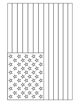 American Flag Clipart Coloring Pages Commercial Use Okay American Flag Coloring Page Flag Coloring Pages Coloring Pages