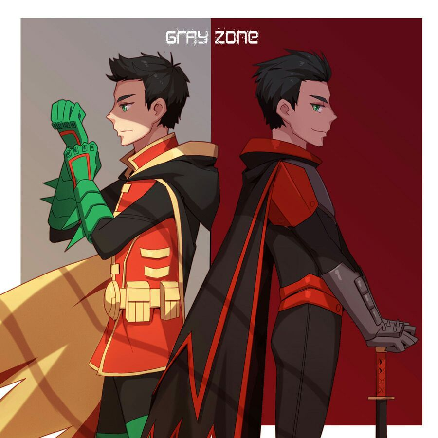 Bat Family and Yaoi I Guess(ENDED) | Damian wayne | Son of