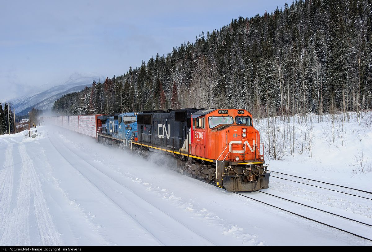 photo 609355 Canadian national