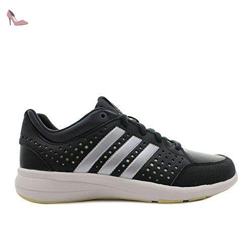 Adidas - Style Racer W - Couleur: Blanc-Noir - Pointure: 40.0 4rBRAD8u