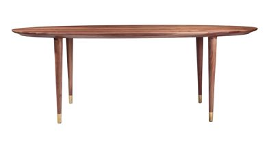 Casual Dining Table Oval Table Dining Dining Table Modern Dining Table