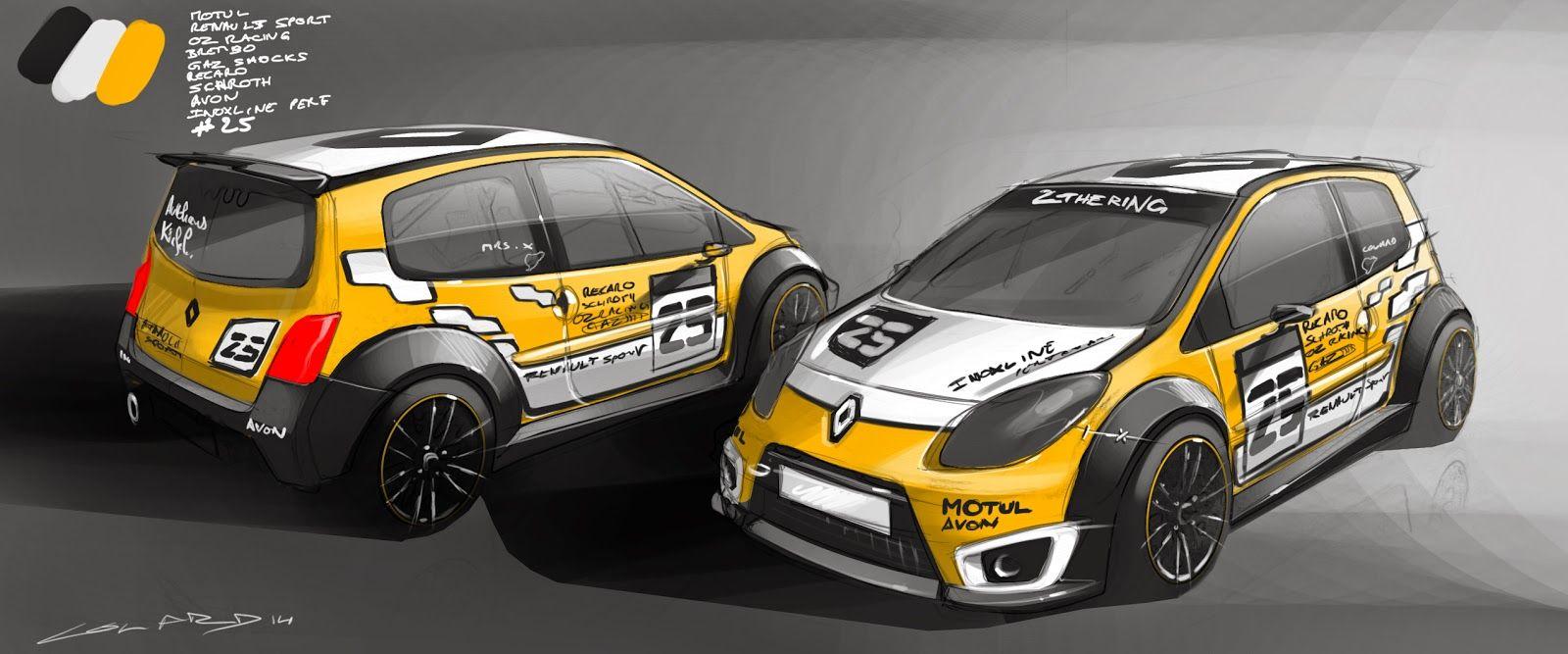 Landspeed Blog Twingo Rs Renault Twingo Voitures Et Motos