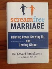 Scream free marriage - excellent condition