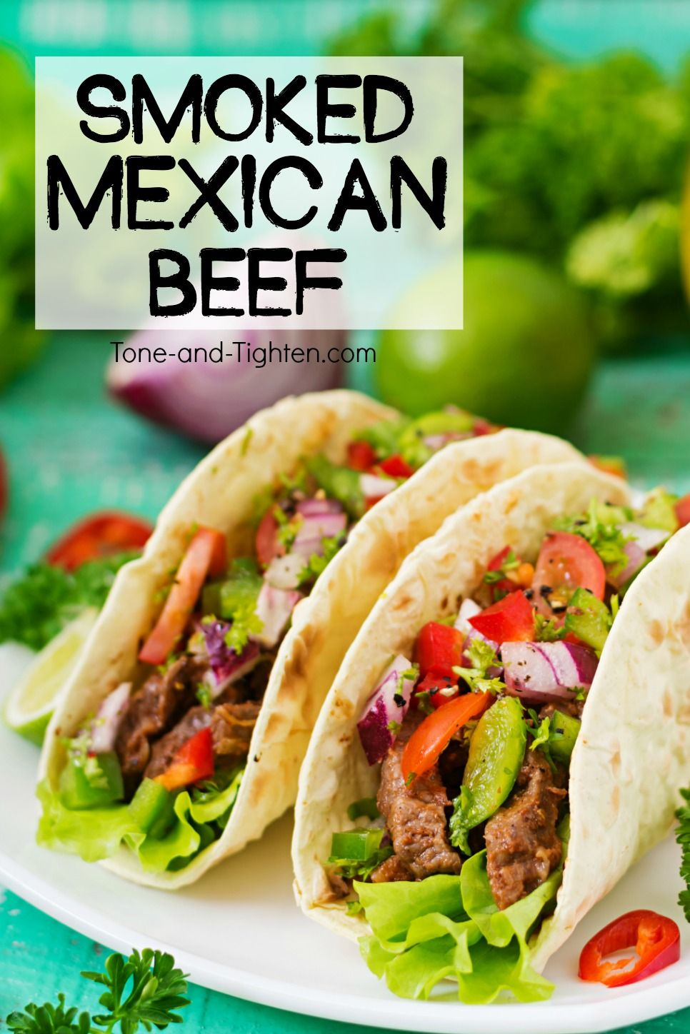 Smoked Mexican Beef Recipe Mexican food recipes beef