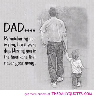 remembering dad in heaven | motivational love life quotes ...
