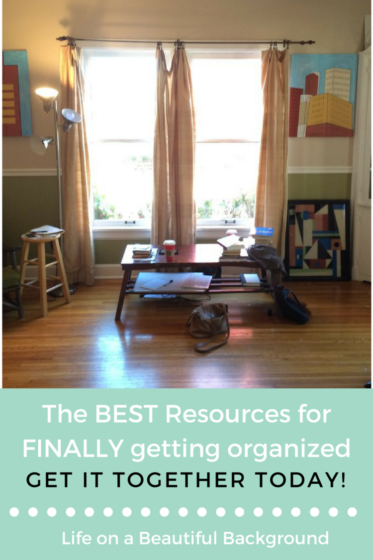 Get Motivated To Clean And Organize. Tulsa Interior Designers