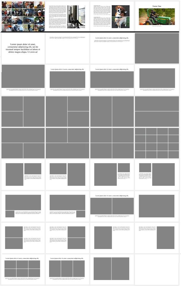 a4 layout google 검색 layout layout portfolio layout grid