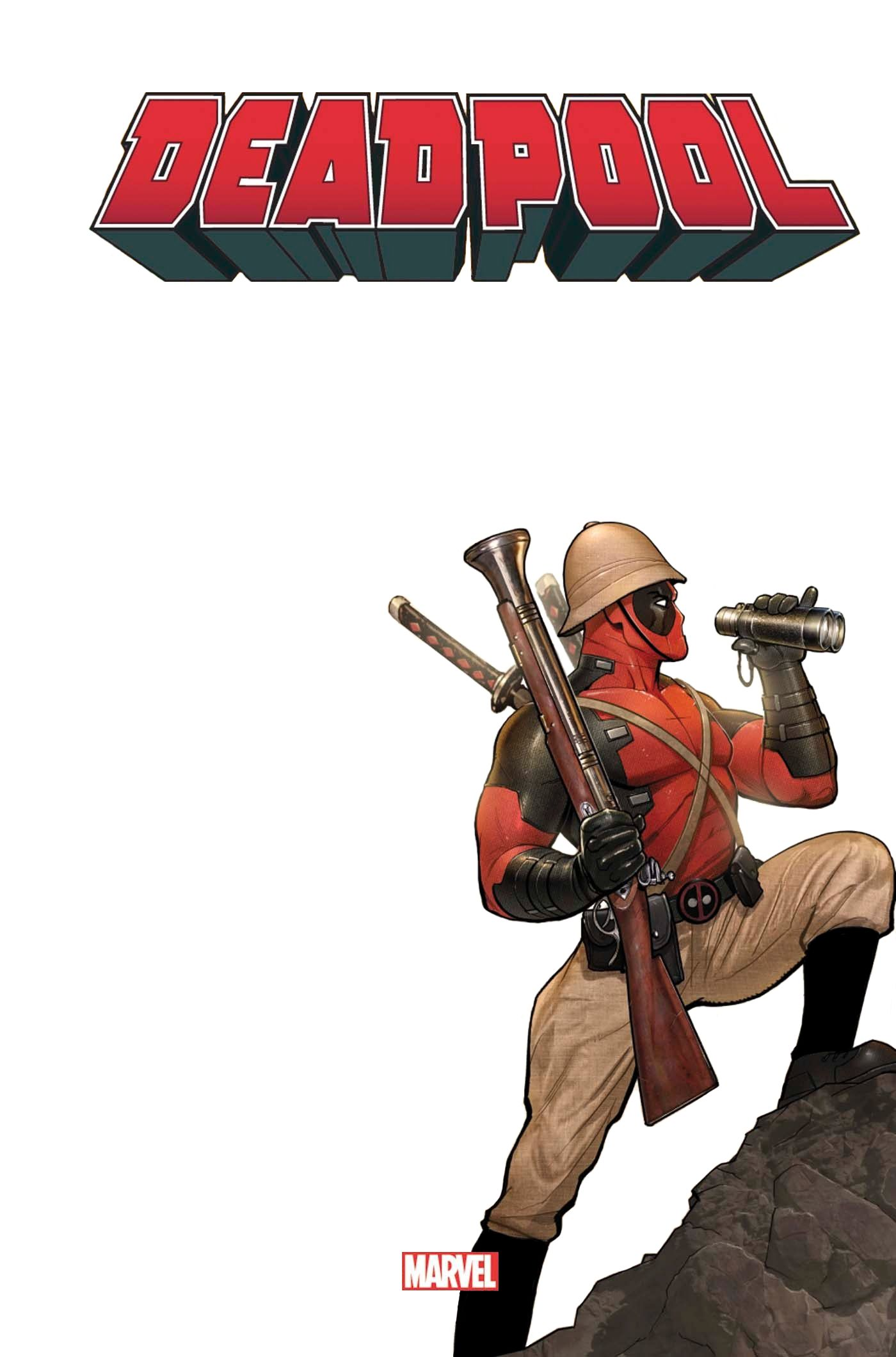 Deadpool Safari Deadpool, Cómics, Heroe