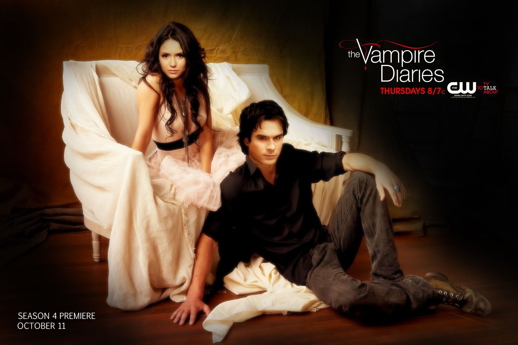 Е дневники вампира 4-ый сезон