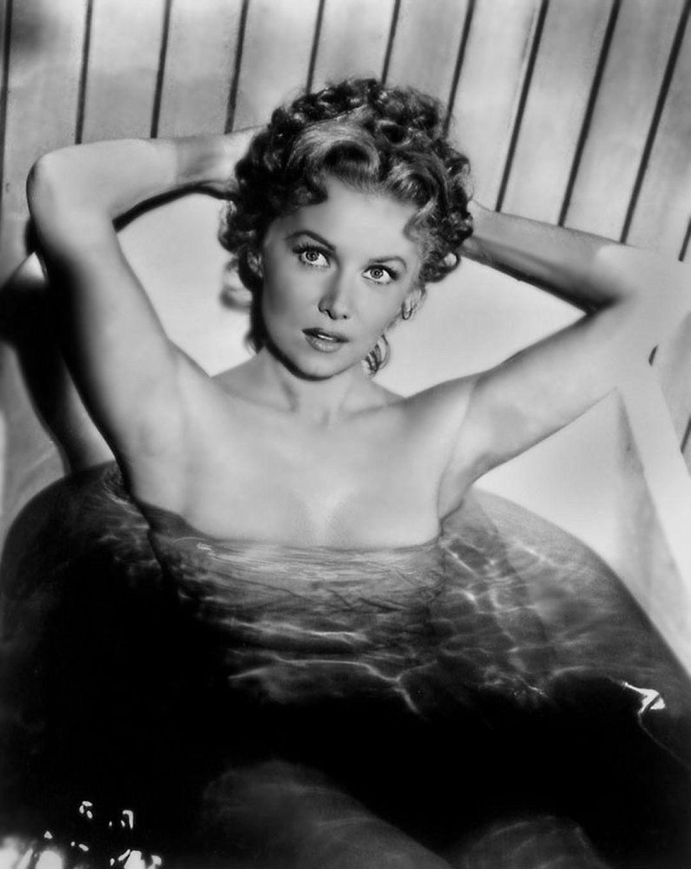 Rhonda Fleming | Rhonda fleming, Actresses, Hollywood