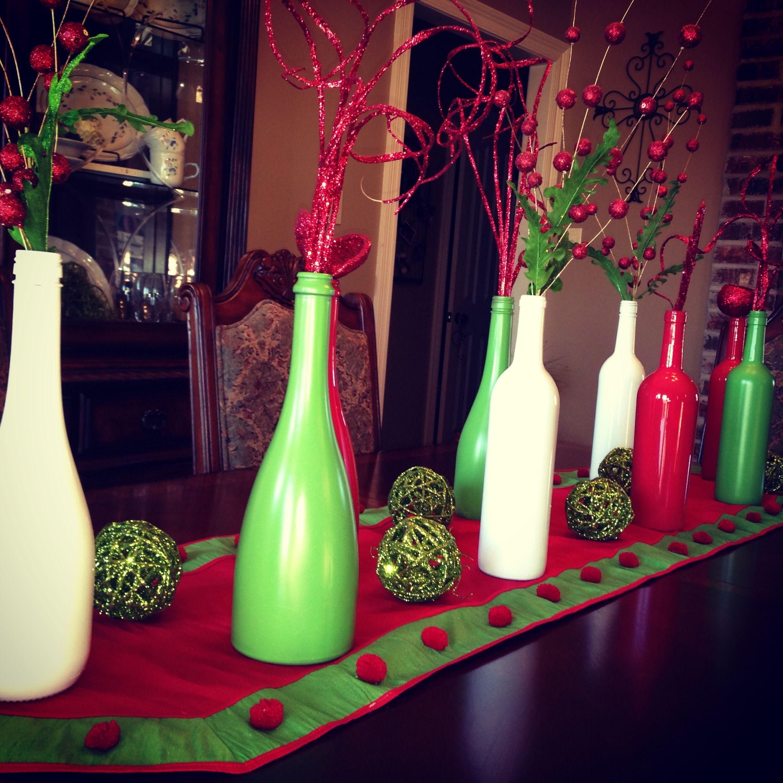 Wine Bottle Home Decor: Wine Bottle Decor