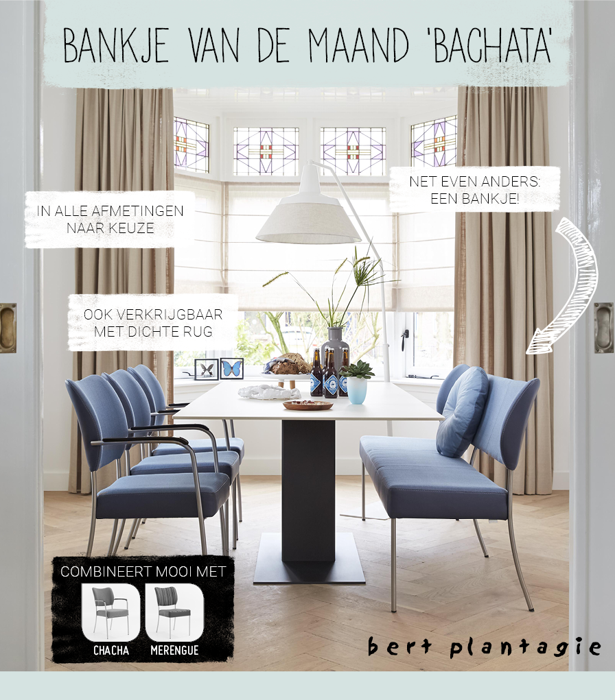 product van de maand: #bankje #Bachata #meubels #stoelen #tafels ...
