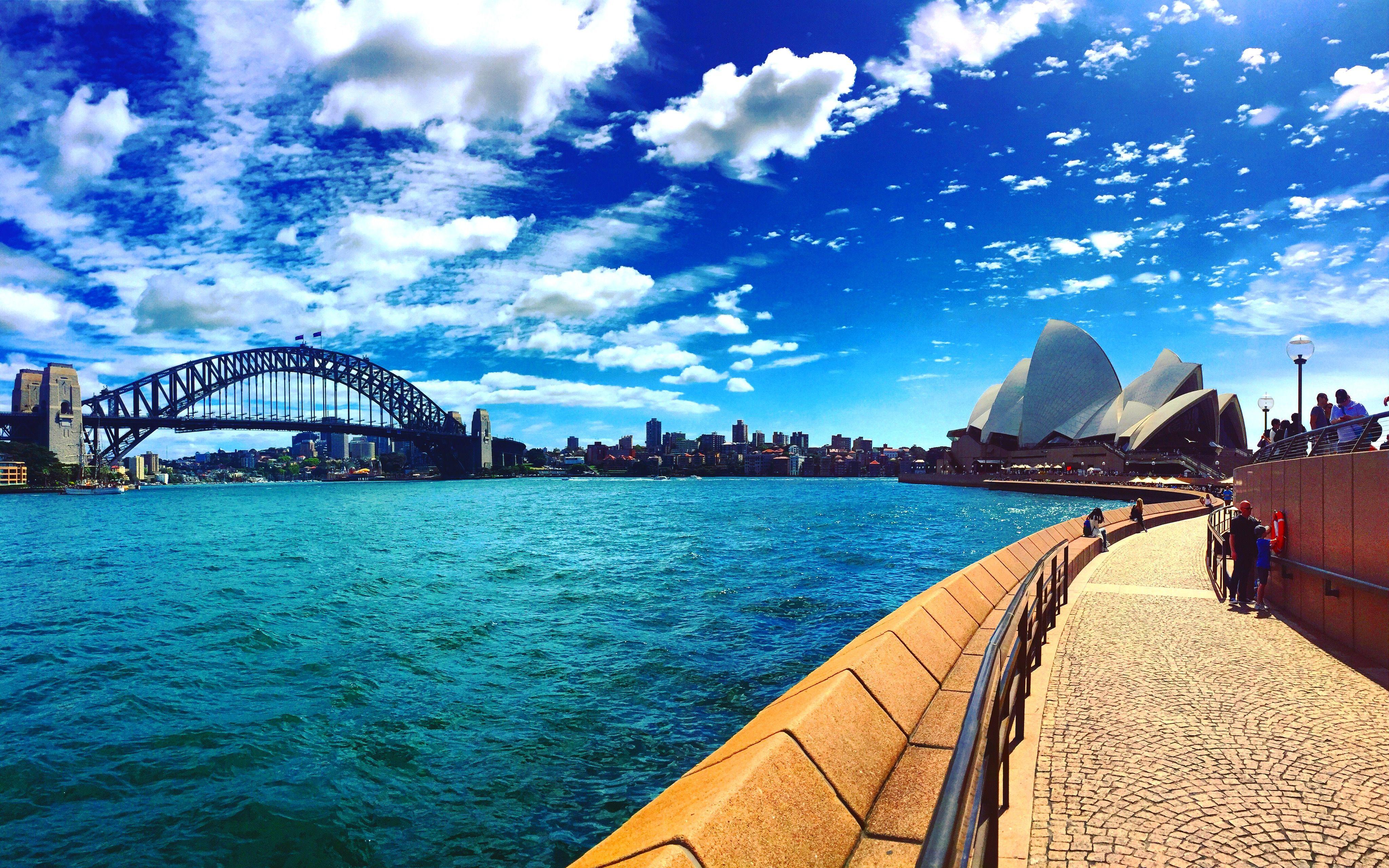 8d5267fe8584d9b03c2ccbc5cd0d0820 - View Sydney Harbour Bridge And Opera House Pictures  PNG