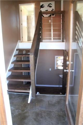 Cool Split Foyer Plan Open Up The Entire Staircase