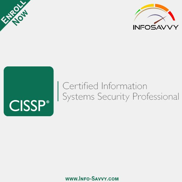 Certified Information System Security Professional