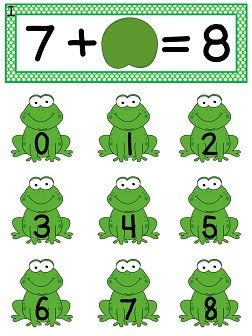 First Grade Math Unit 7