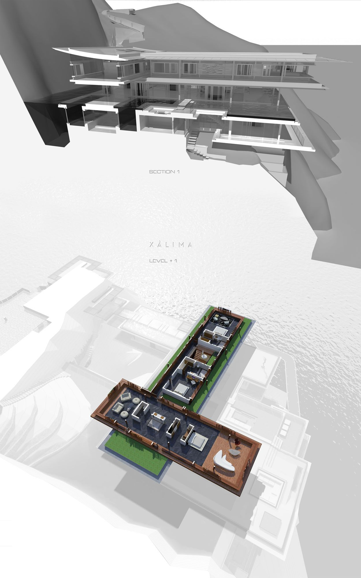 Xlima Island House by Martin Ferrero Architecture 35