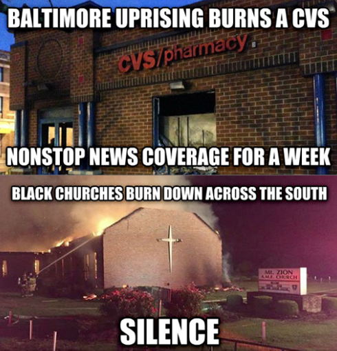 Baltimoreuprising Cvs News Black Churchsilence Politics Hate