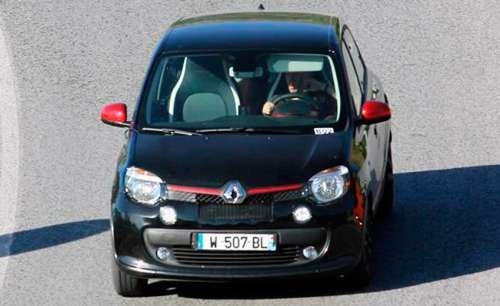 Model Renault Twingo Rs Poluchit Trehcilindrovyj Turbirovannyj