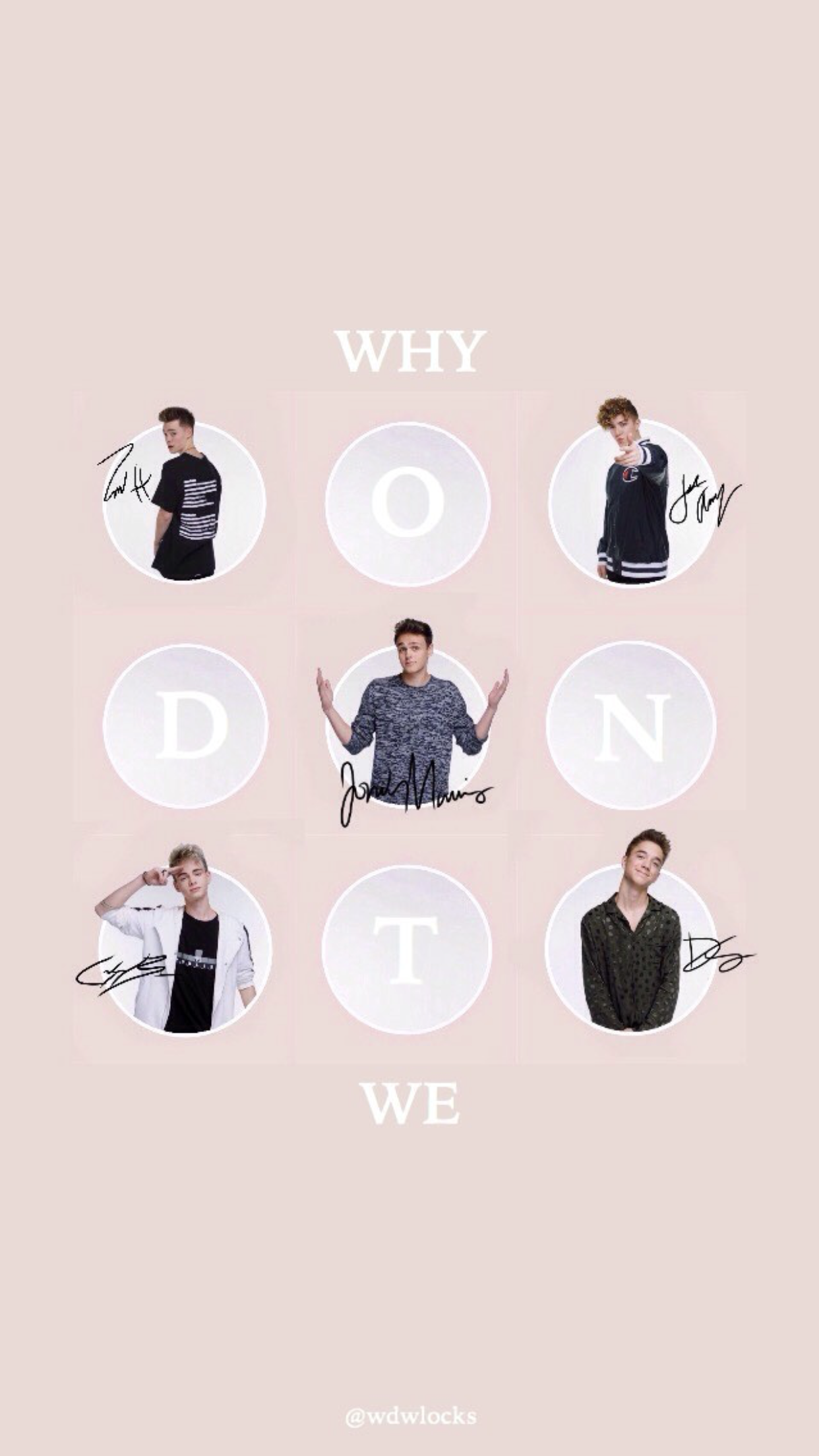 Pin By Alex On Why Don T We Why Dont We Boys Why Dont We Band Aesthetic Collage