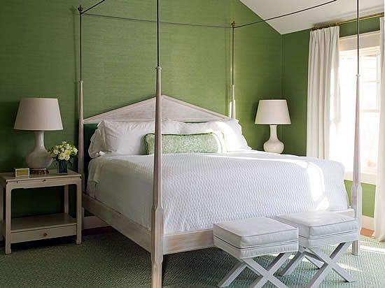 Green grasscloth wallpaper I am a homebody Pinterest