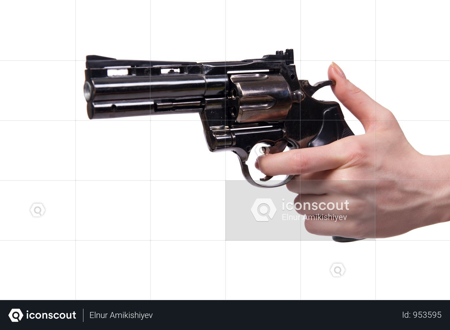 Premium Hand With Handgun Isolated On White Photo Download In Png Jpg Format Photo Hand Guns Photoshop