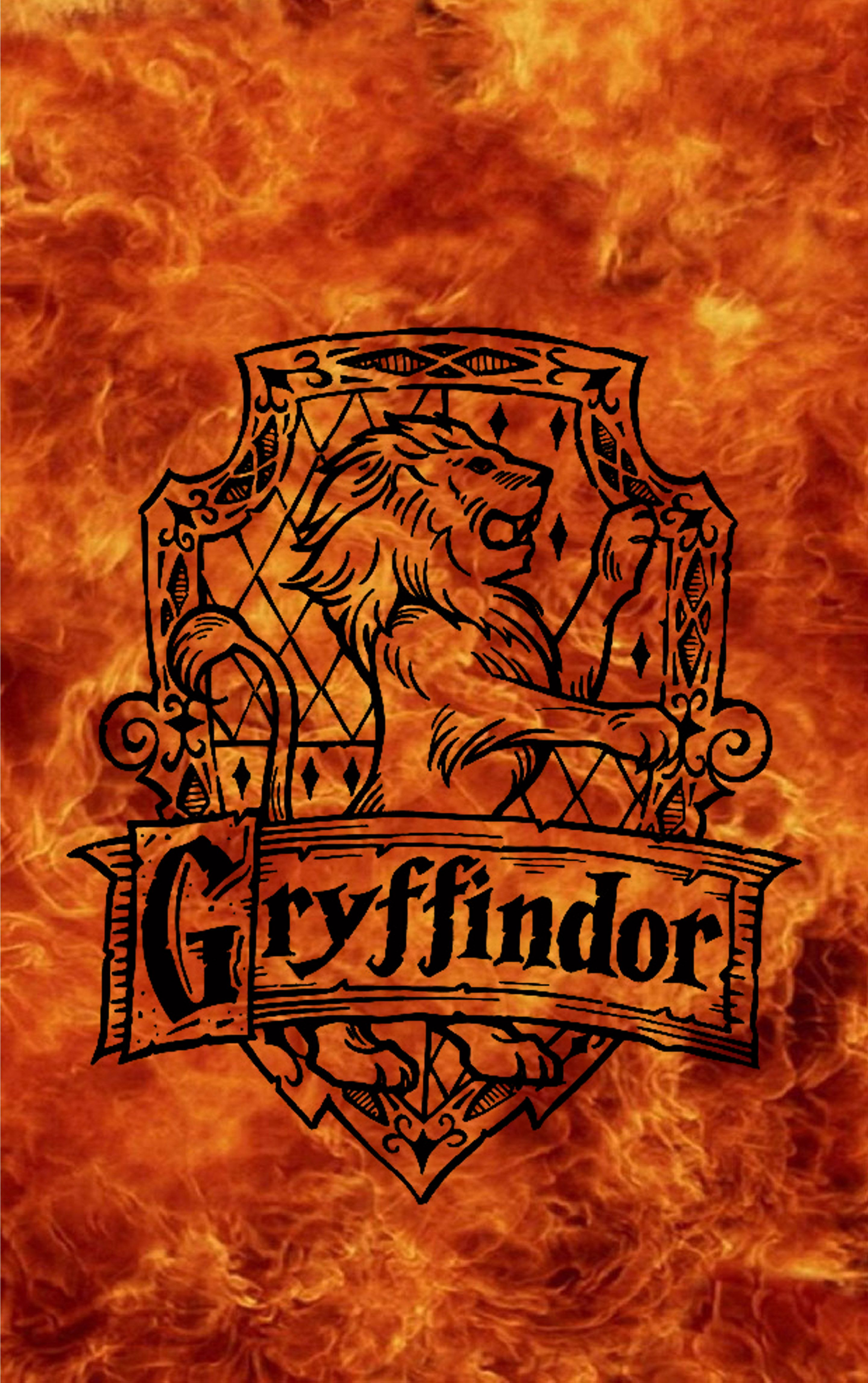 Gryffindor Phone Wallpaper Background Harry Potter Wallpaper