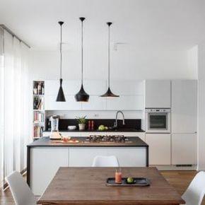 Photo of Open space per soggiorno cucina e zona pranzo – Cose di Casa