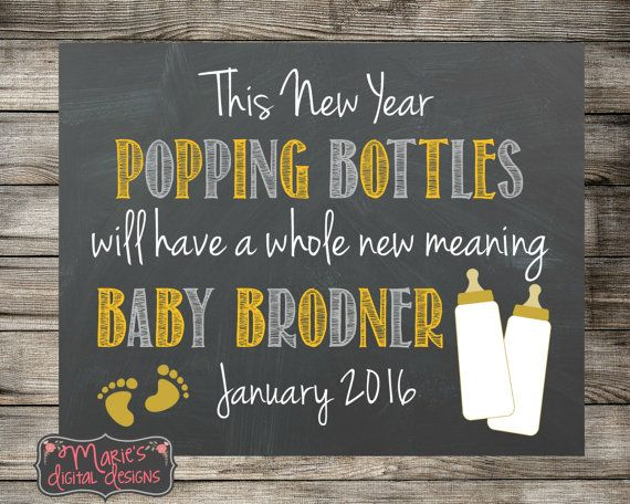 This New Year Popping Bottles Will Have A Whole New Meaning