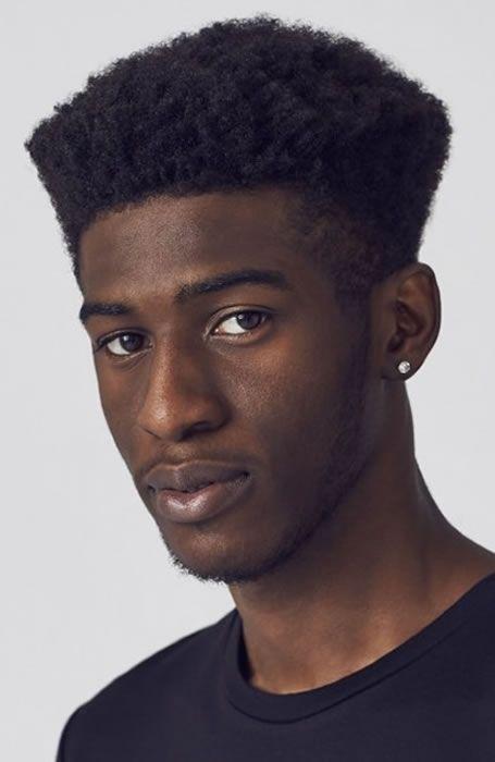 Frisur Afro Haar Mann - Neue Frisuren | Afro haare, Haare