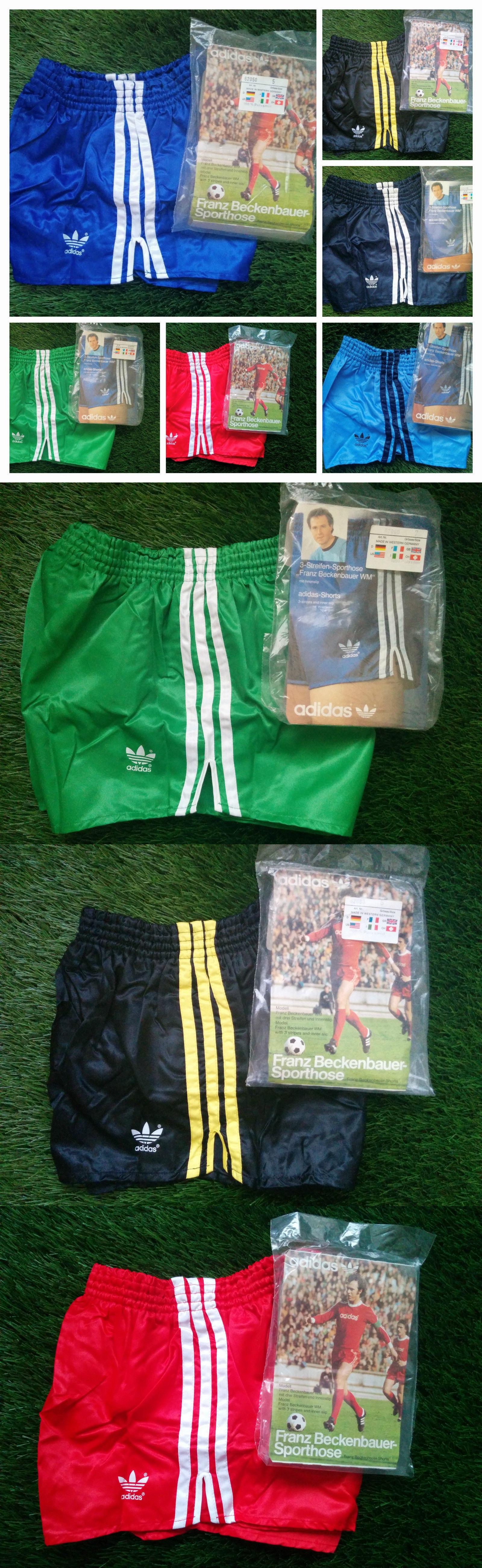 adidas retro vintage shorts