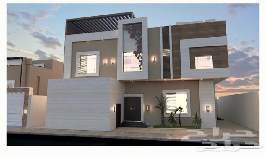 مصمم واجهات خارجيه للفلل بالرياض مصمم واجهات House Styles Mansions House