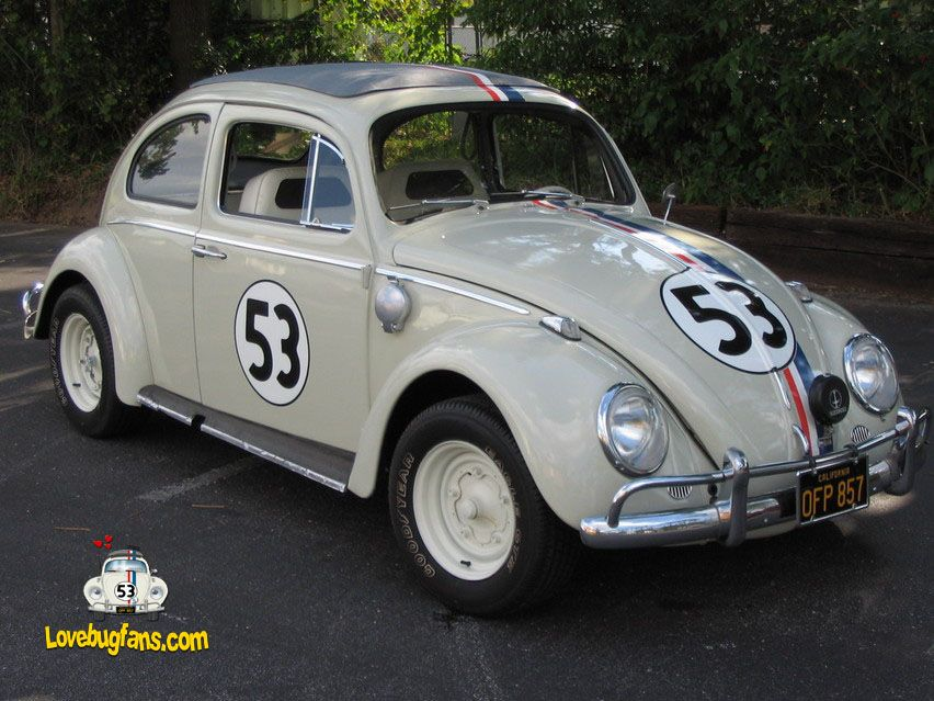 Herbie A Toda Marcha: LoveBugFans.com - The Ultimate Herbie Community