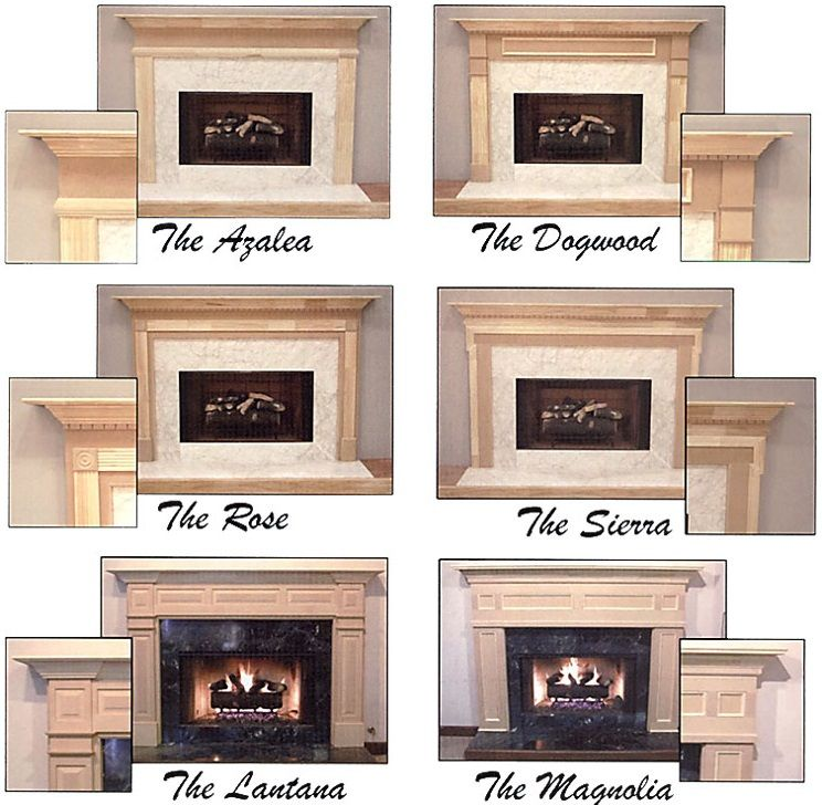 Fireplaces Mantels And Surrounds Part 77