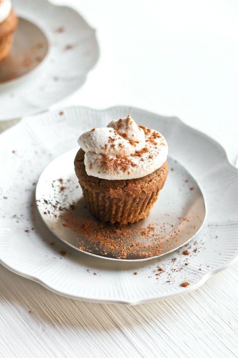 Vegan Gluten Free Pumpkin Muffins Recipe Gluten Free Pumpkin Spice Latte Healthy Pumpkin Dessert Pumpkin Dessert