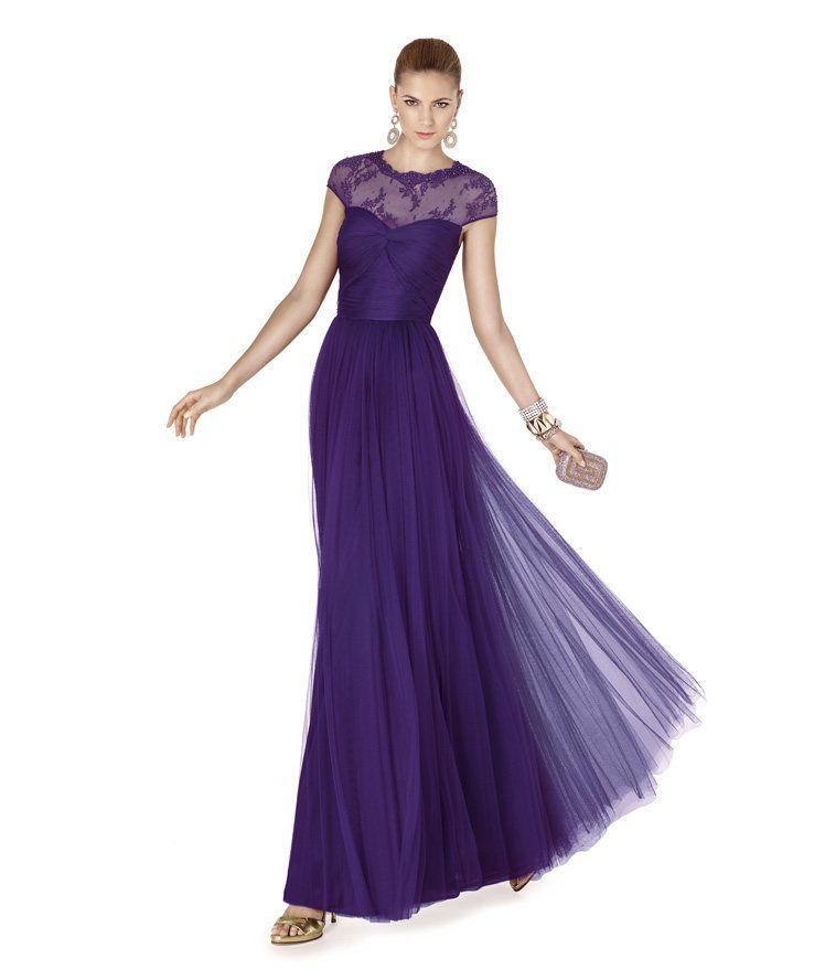 Pronovias te presenta su vestido de fiesta AGIL de la colección ...