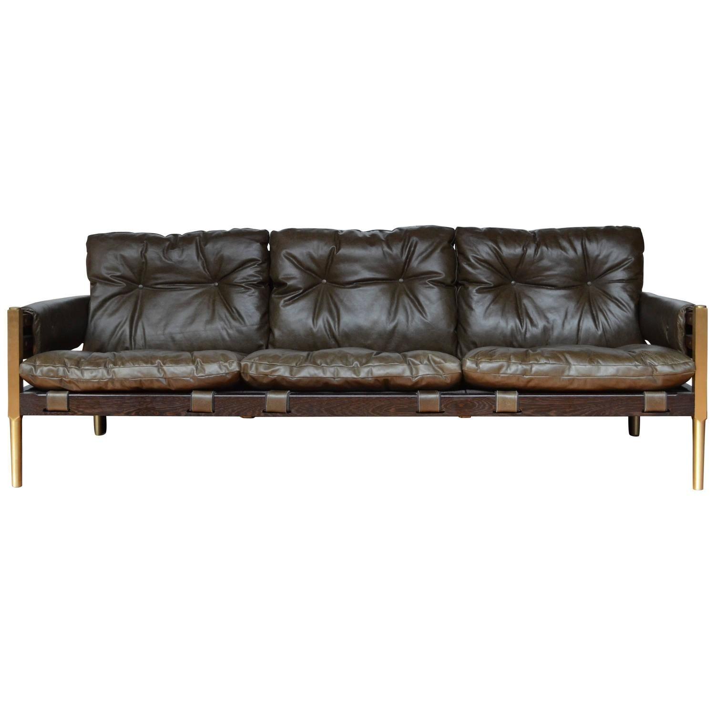 Campanha Sofa 1 Mid Century Modern Sofa Furniture Design Modern